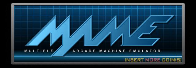 Mame Logo | Arcade cabinet | Arcade, Nintendo wii, Games