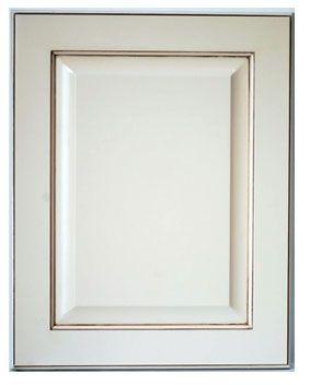 Kitchen Cabinet Refacing Antique White Antique White Glaze Maple ...