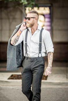 pingl par hhhhhhhhhhh sur acheter pinterest tenue classe homme bretelles pour hommes et. Black Bedroom Furniture Sets. Home Design Ideas