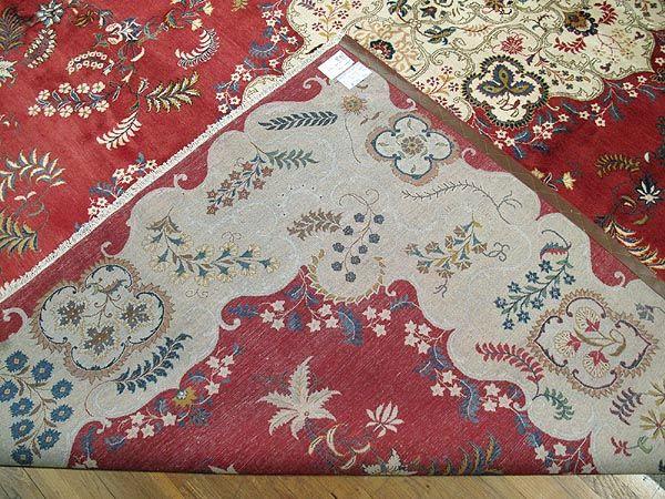 Persian Kashan Rug | 10'10'' X 15'5'' Fine Persian Kashan Rug | SIL1332   #Persianrug #PersianCarpet #persianrugsinfo #ruglovers