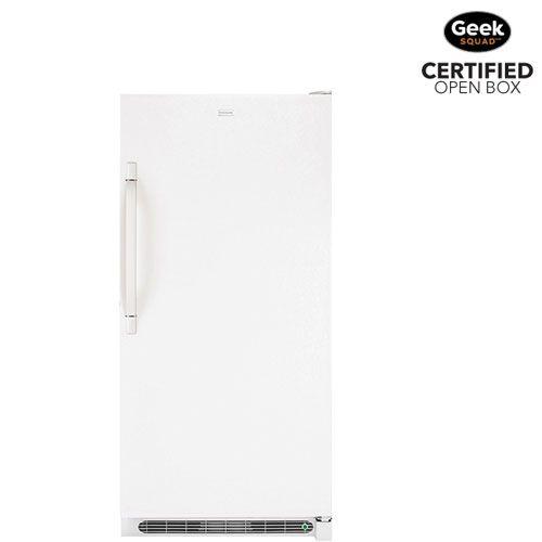 Frigidaire 14.1 Cu. Ft. Upright Freezer (FFFU14M1QW) - White - Open Box