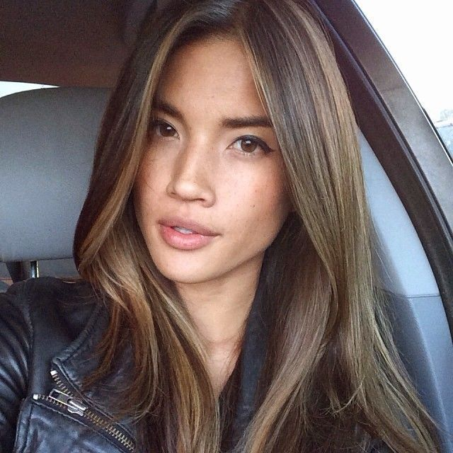 filipino with brunette haircolor - Google Search ...
