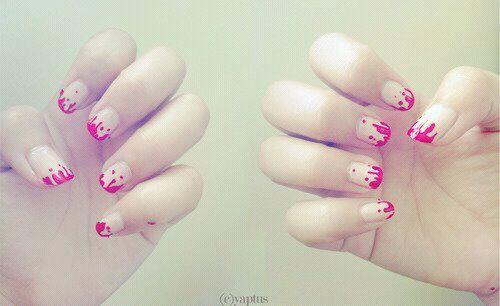 rosa. :)