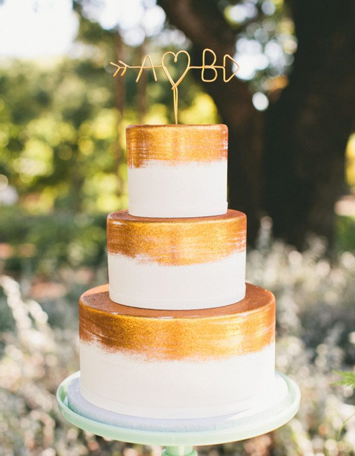 Give Your Wedding Cake An Instant Upgrade With These Amazing Cake ...