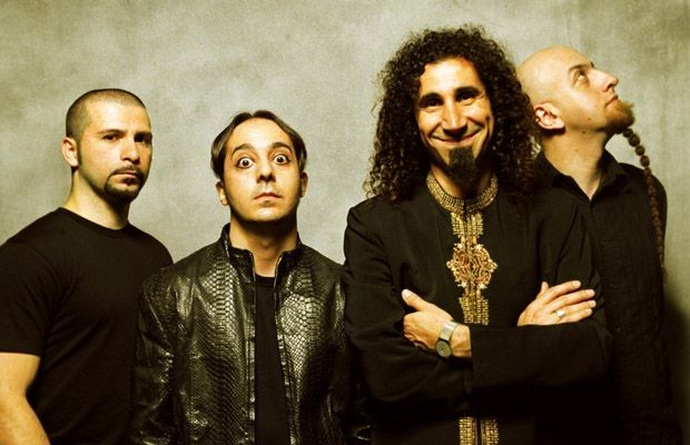 System Of A Down System Of A Down Music Bands Aerials Lyrics