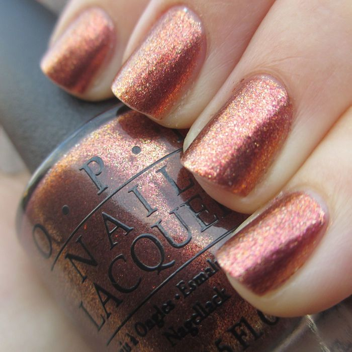 $9.95 AUD - Opi - Sprung - M42 Mariah Carey Copper Brown Gold ...