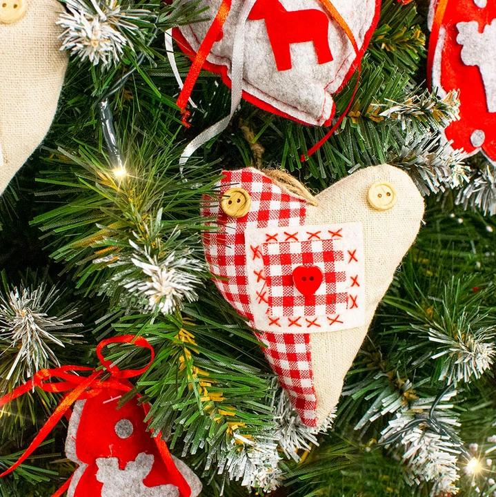 Bombki Choinkowe Komplet Choinke Zawieszki 35 Szt 9855341099 Allegro Pl Christmas Ornaments Novelty Christmas Holiday