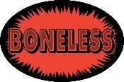 Boneless label