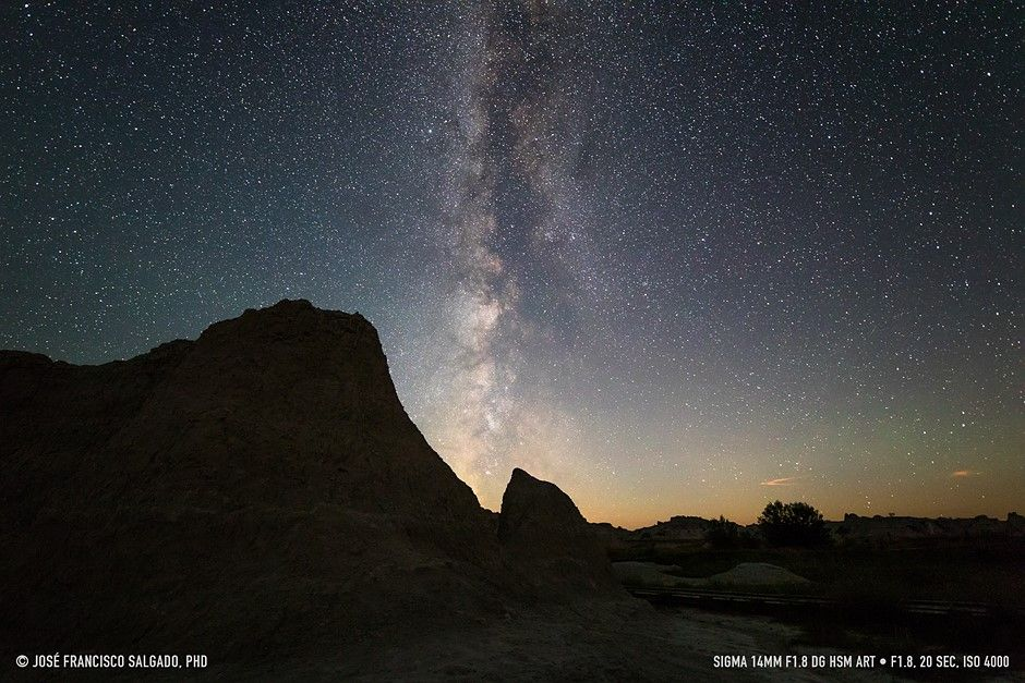 Astrophotography With The Sigma 14mm F1 8 Art Lens Astronomy Photography Via Dpreview Astrophotography Art Lens Photography Lessons