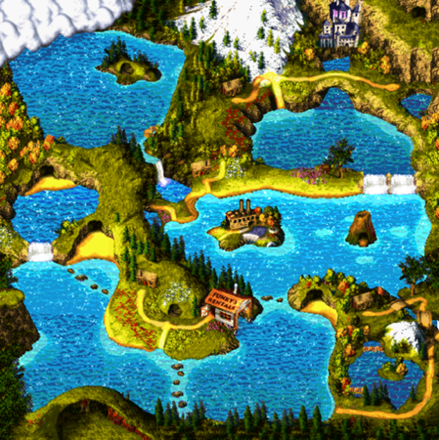 Video game world maps beautiful video game world maps gumiabroncs Image collections