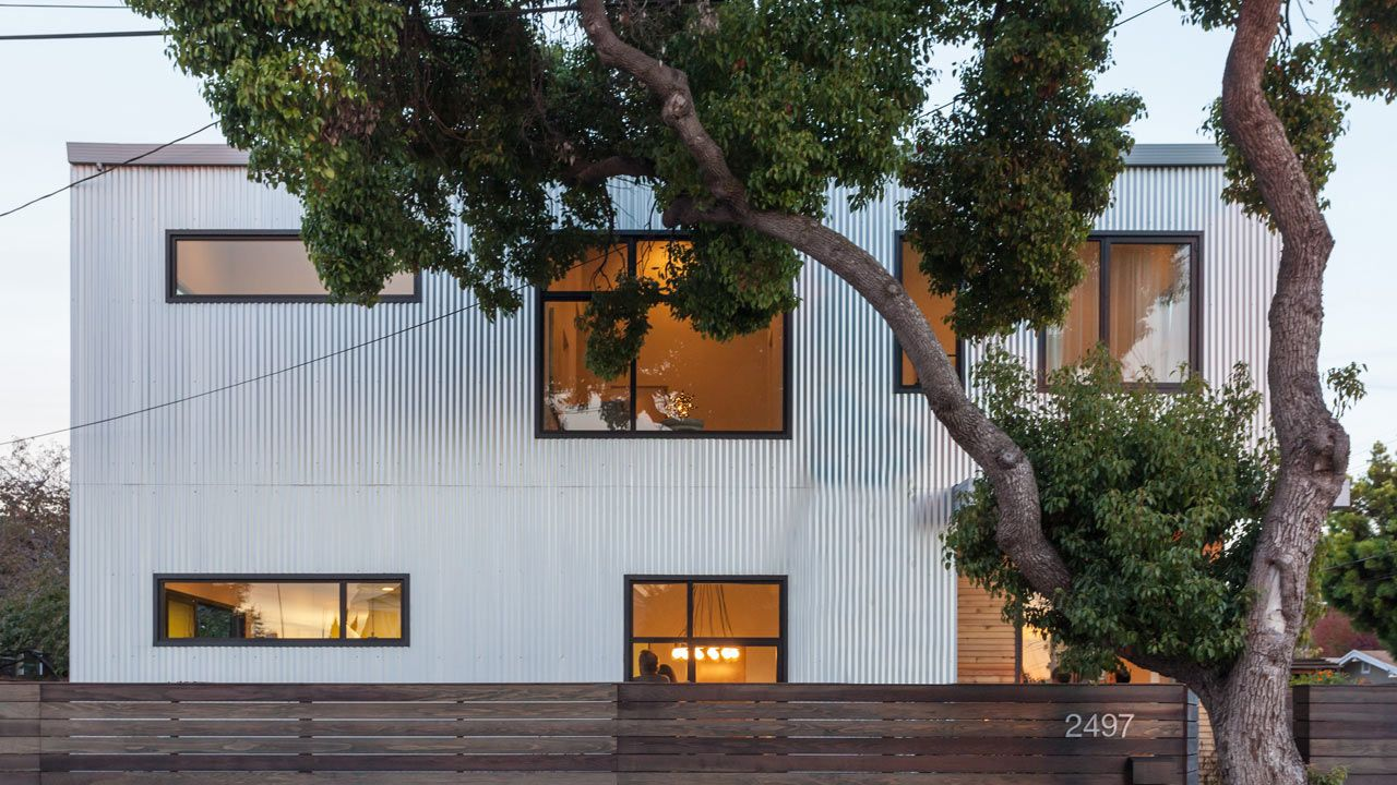 Valley Street House in Berkeley, California