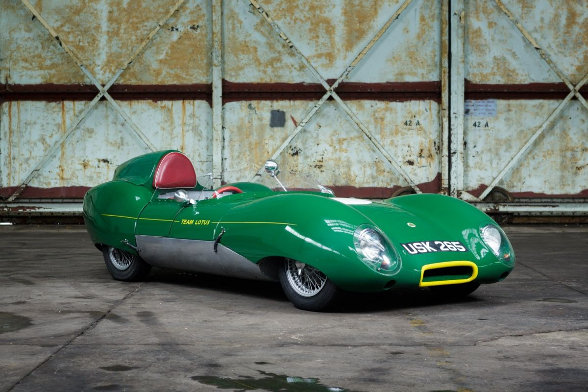 1959 Lotus Eleven - Series 2 Le Mans | My Fleet of Cars | Pinterest ...