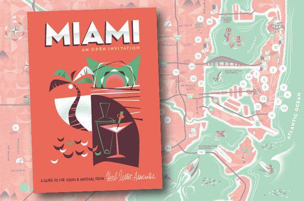 Miami: An open invitation | Designer: Herb Lester Associates