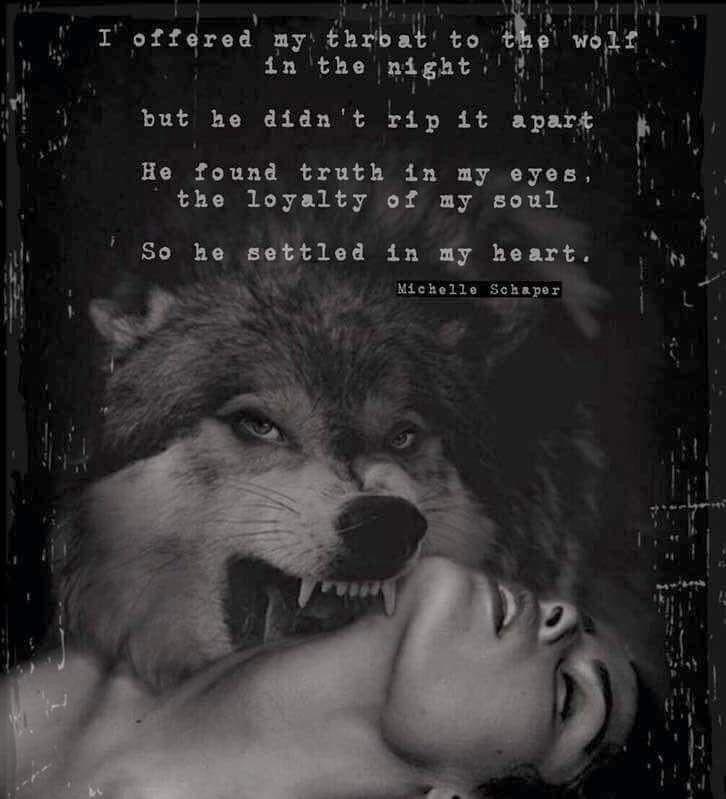 Wolf love 💕
