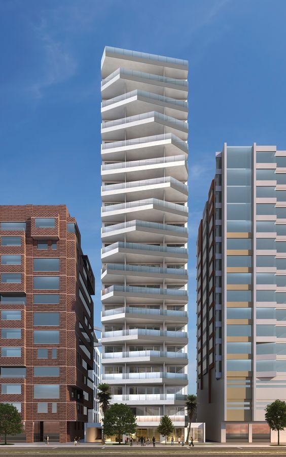 Galeria de Philippe Starck e Arquitectonica buscam transformar a paisagem  de Quito - 12