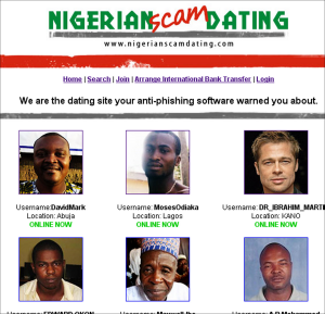 complete list of all dating sites