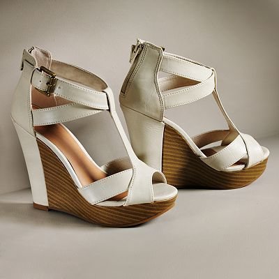 Shoes, Wedges