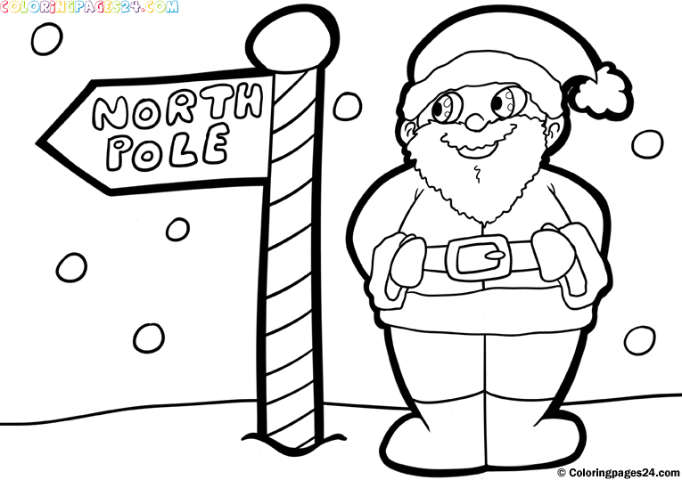 3 Garnets 2 Sapphires Free Printables Santa And Christmas Themed Coloring Pages