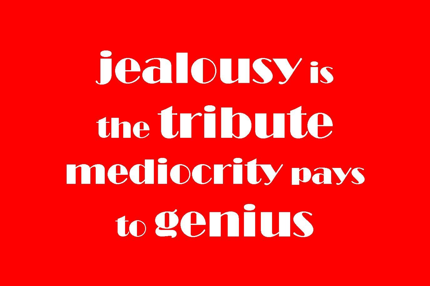 20 Heart Burning Jealousy Quotes