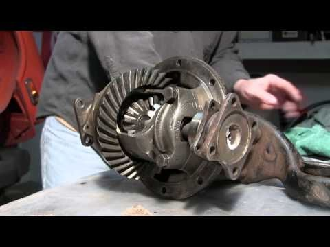 Part 2 1979 Triumph Spitfire 1500 Differential Removal Opening Repair Triumph Spitfire Triumph Motor Triumph Cars