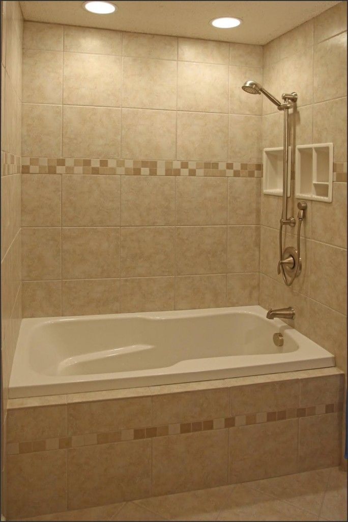 Tile Bathroom Shower Design Ideas Ceramic Recessed lighting on ...