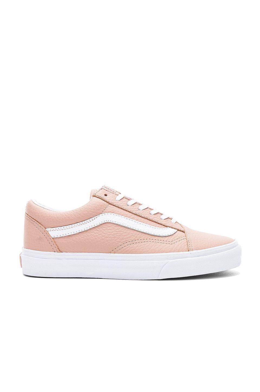 45634438d4d0 VANS TUMBLE LEATHER OLD SKOOL DX SNEAKER.  vans  shoes
