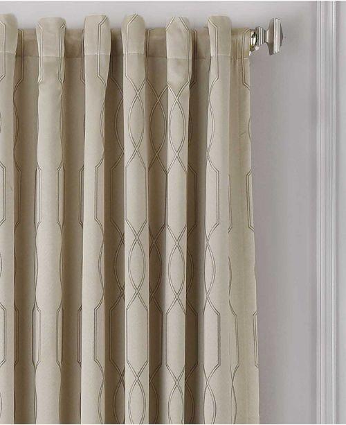 Beautyrest 52'' X 95'' Yvon Blackout Window Curtain