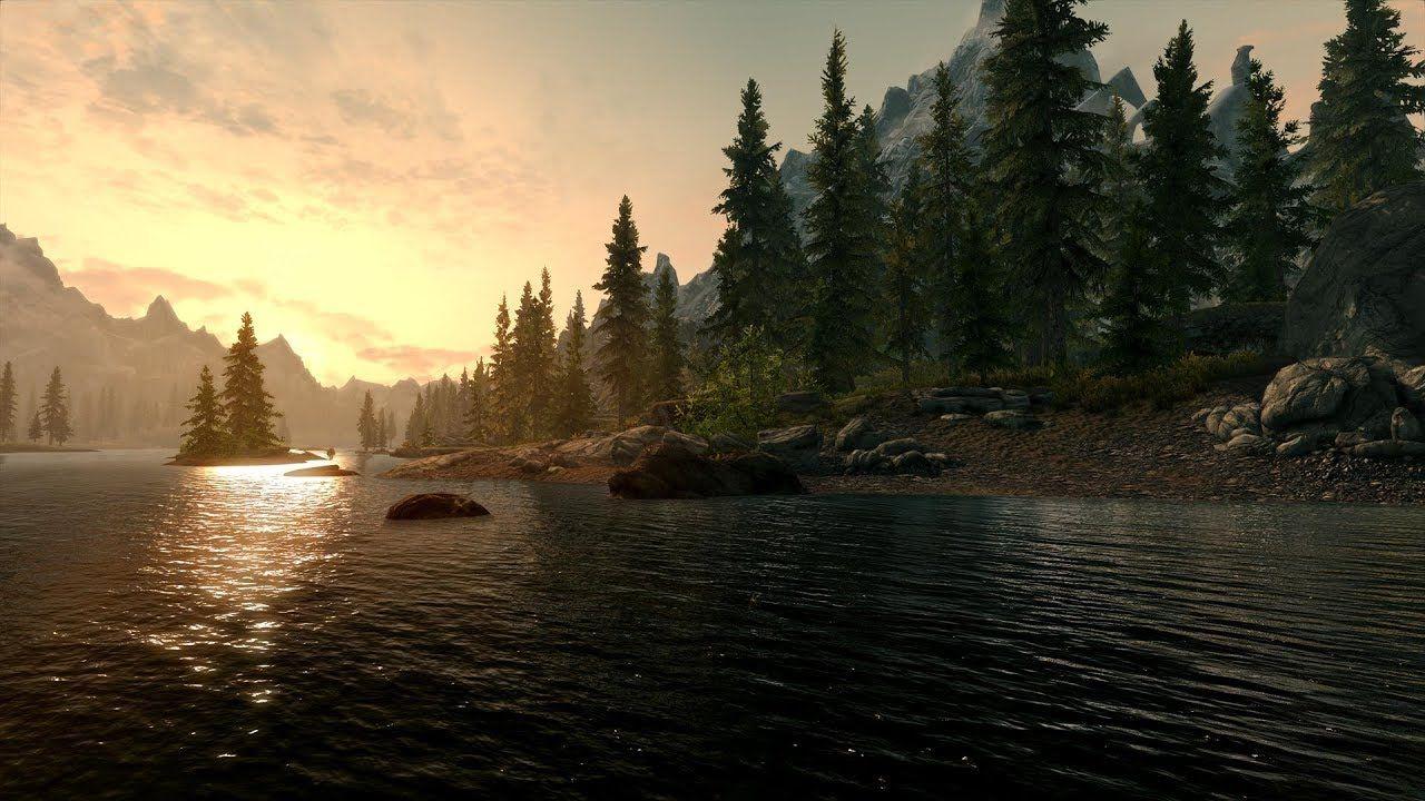 Skyrim Mod Reviews Ep  01 - Skyrim Graphics Overhaul #games #Skyrim