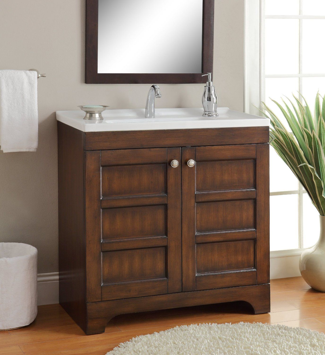 Adelina 32 With Images Bathroom Sink Vanity Contemporary