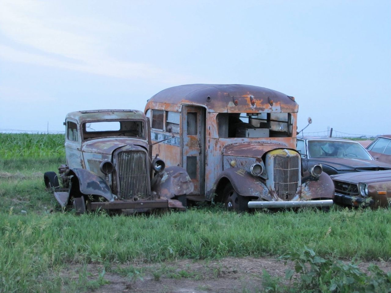 Barn Find: 200 Vintage Cars from Old Chevy Dealer up for Auction ...