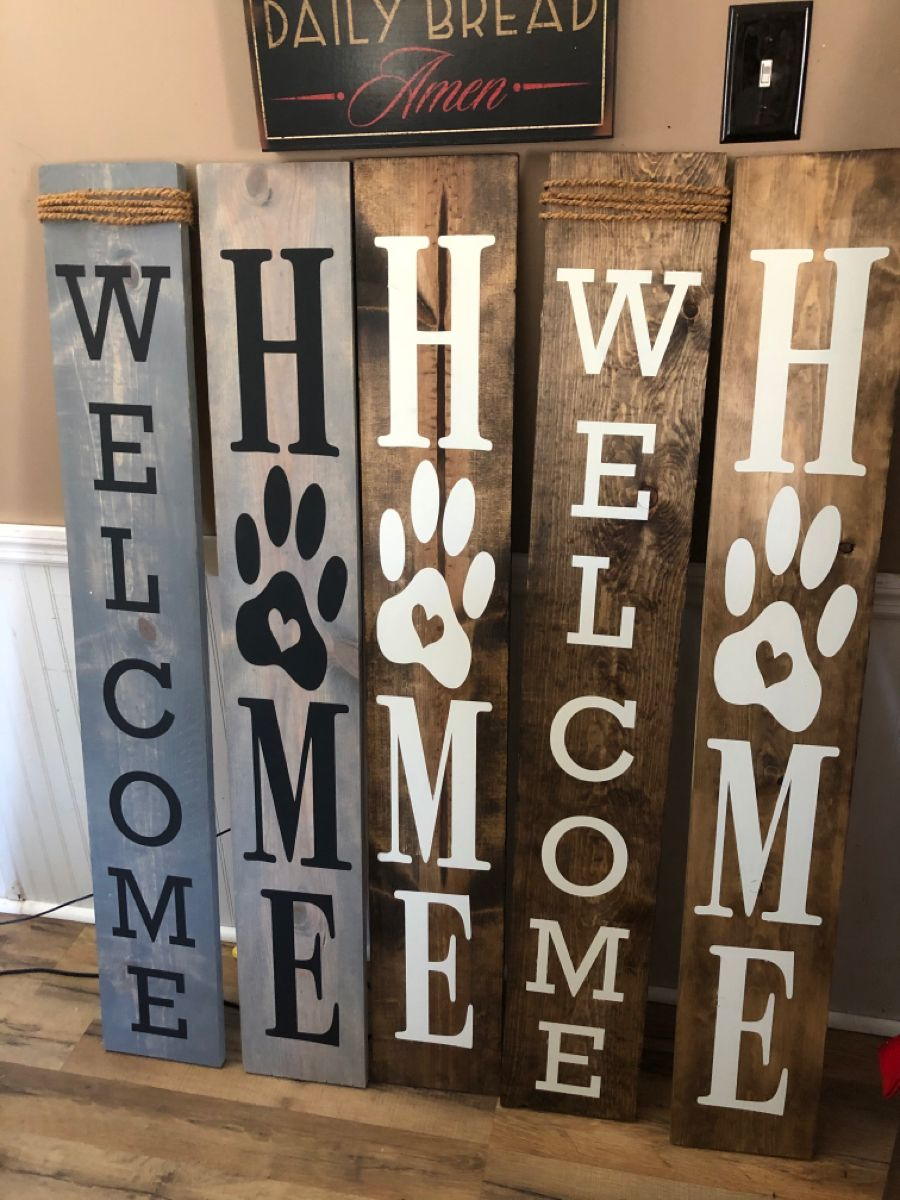 #porch signs are #awesome #decor #frontdoor #farmhouse #welcome #welcomehome #home #homedecor #homedecorideas