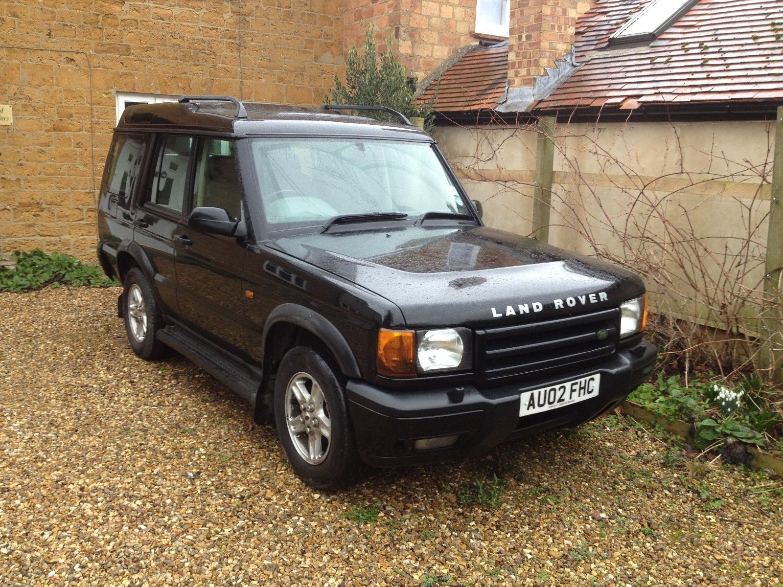 eBay: Land Rover Discovery Series 2 TD5 - Spares or Repairs ...