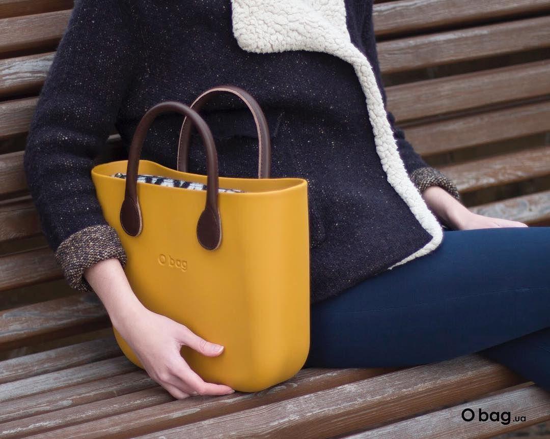 d871ec6b7035c Насыщенный и благородный цвет «Нарцисс» в сумочке O bag Mini прекрасно  разбавит базовые и