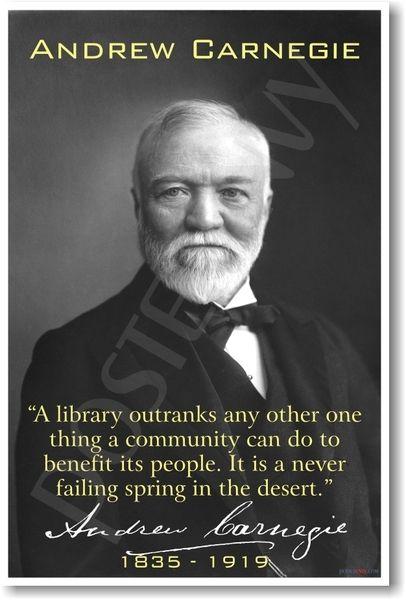 Andrew Carnegie -