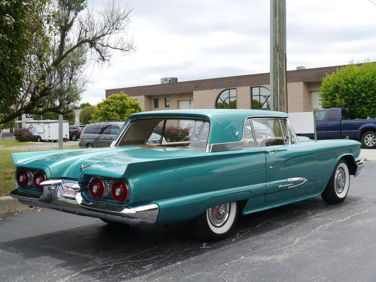 1959 Ford Thunderbird | Ford Thunderbird: 1957 - 1960 | Pinterest ...