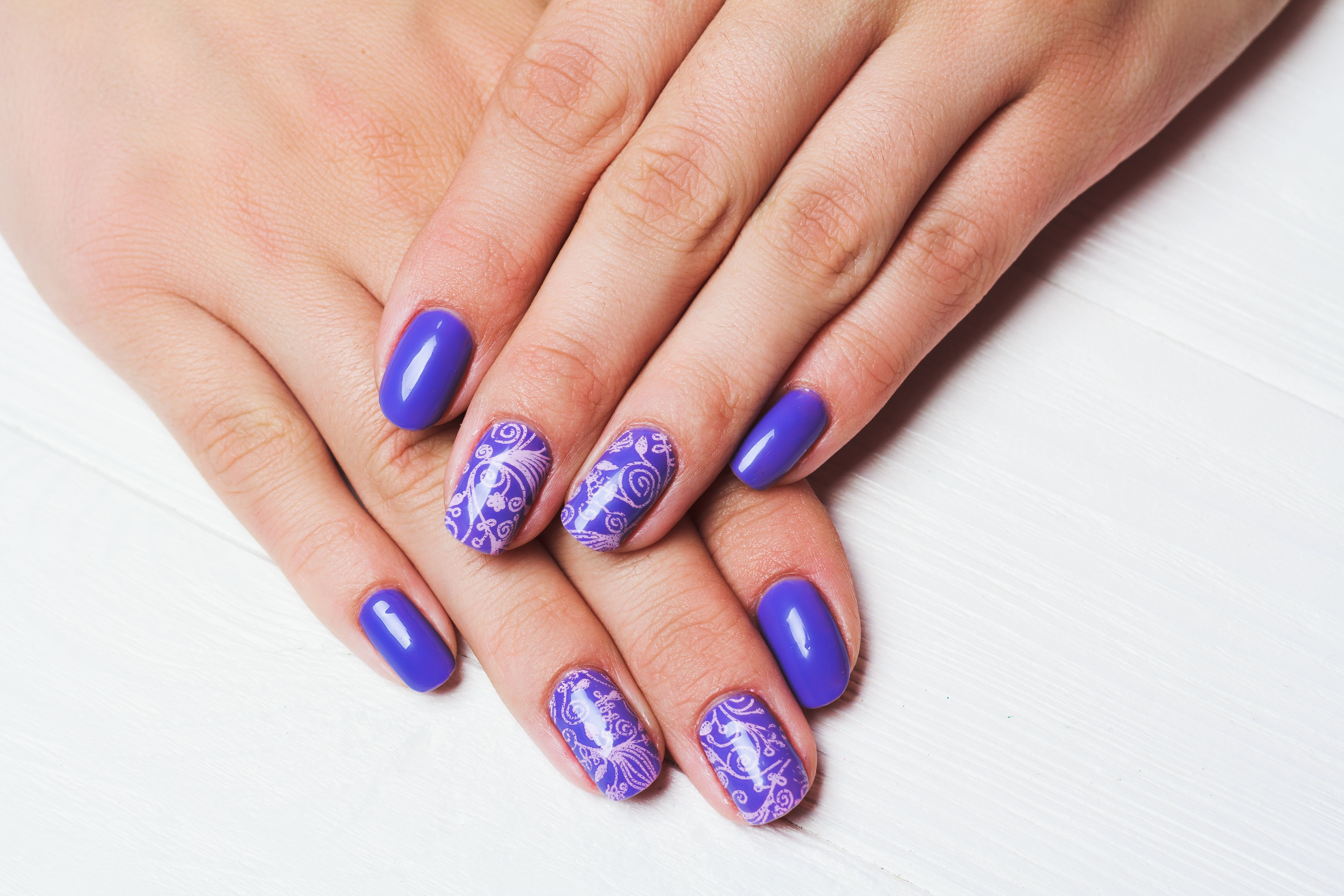 How To Properly Apply Nail Art Stickers Nail Art Stickers