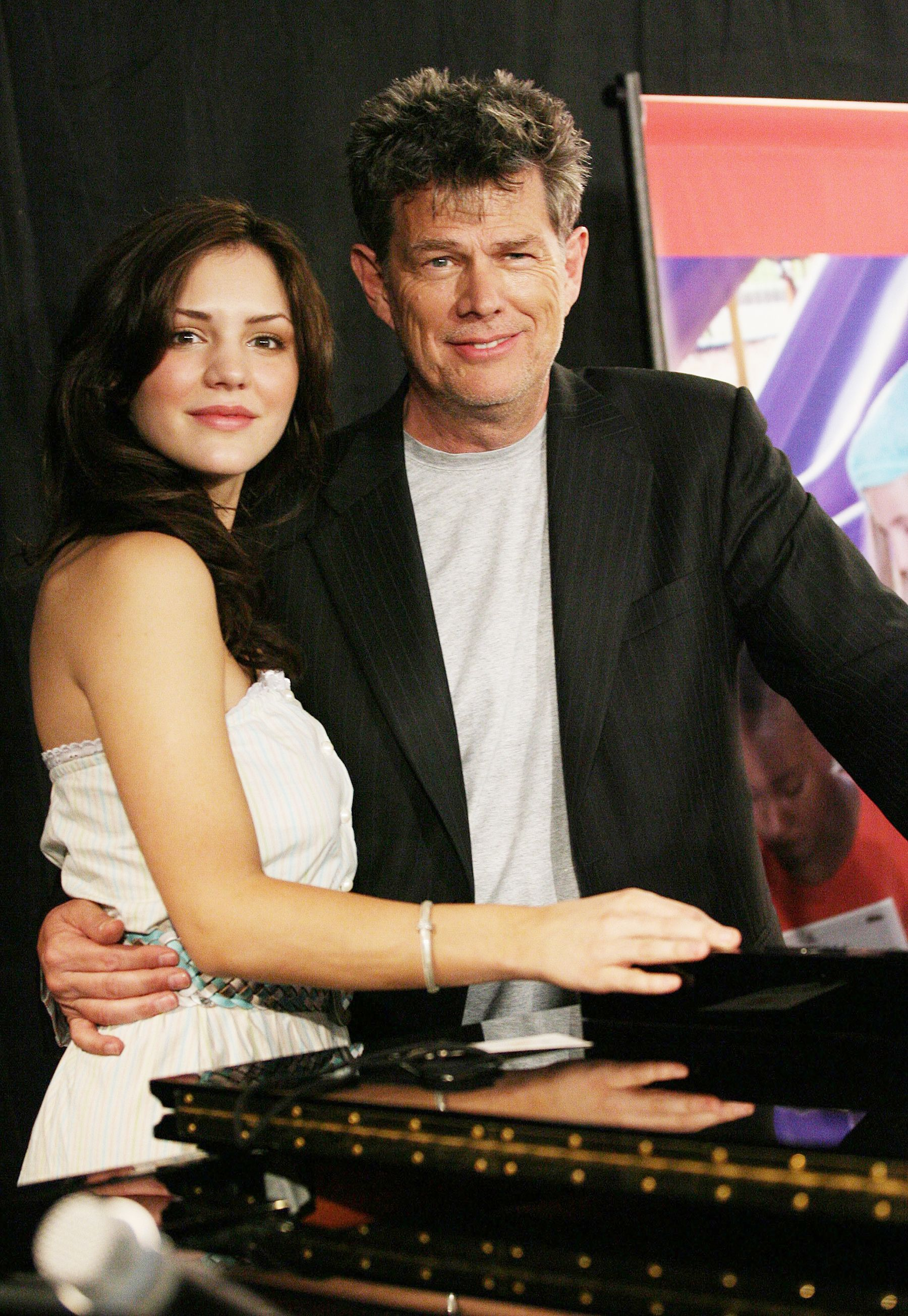 David Foster First Met Katharine Mcphee In 2006 Predicted She Would Have A Great Great Future Katharine Mcphee The Fosters American Idol