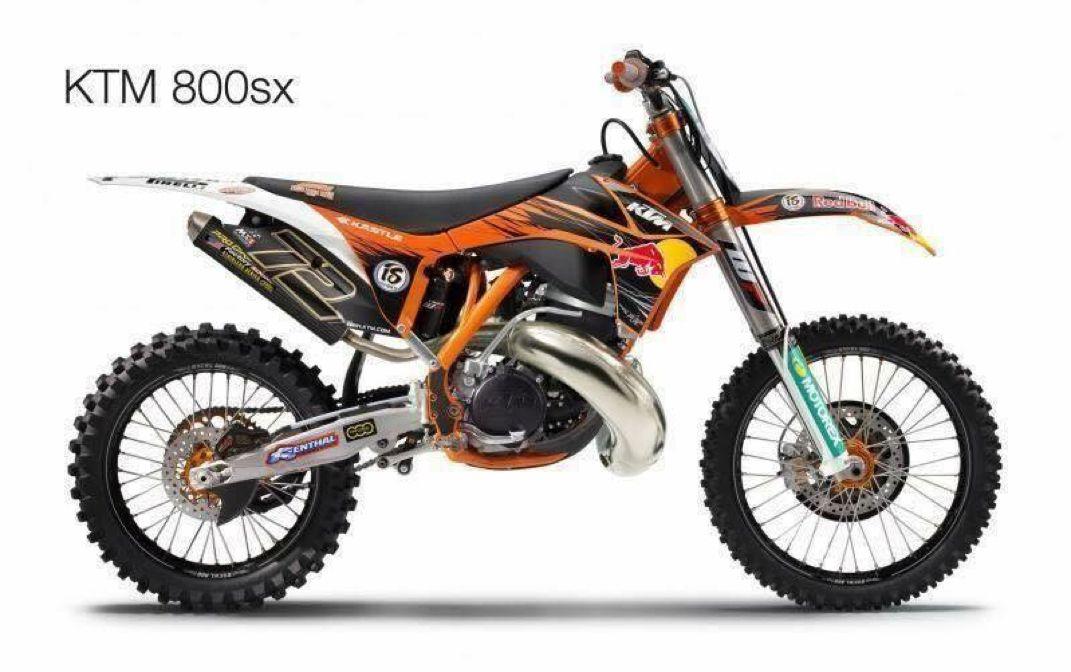 motocross 2 temps