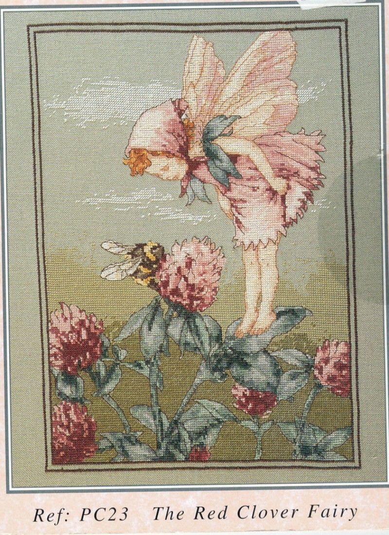 Dmc pc23 the red clover fairyjpg 8001100