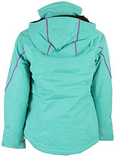05fa24c165 Salomon Open Ski Jacket Cascade Green Womens Sz M     Click on the image  for additional details. This is an Amazon Affiliate links.