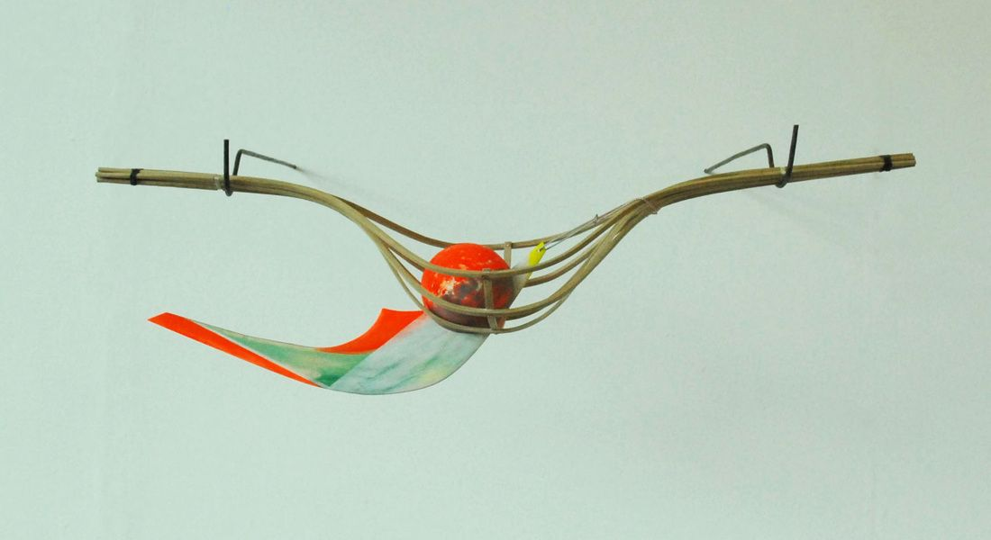 Buoy/ Keel Piece - Beatrix Baker - artist/ maker