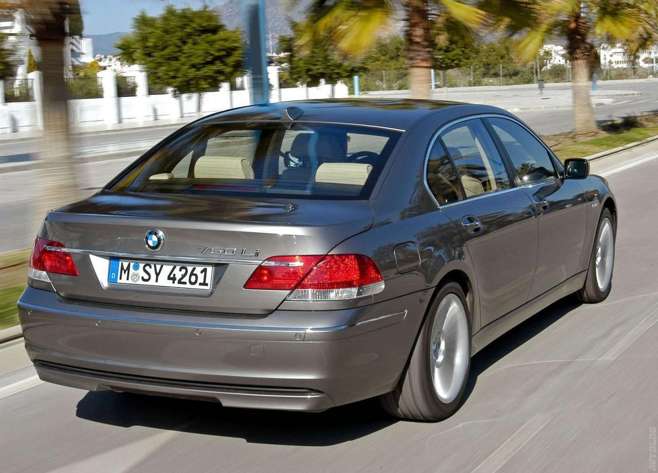 2006 BMW 750Li – Галерея | Italian exotics | Pinterest | BMW, Cars ...