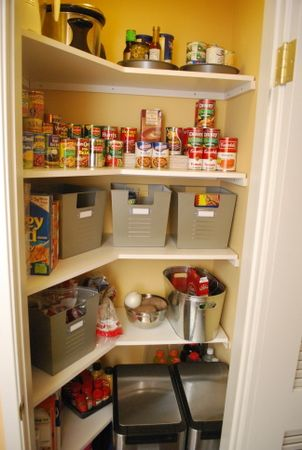 Quick Easy Cheap Pantry Organization Kitchen: cheap and easy organizing ideas