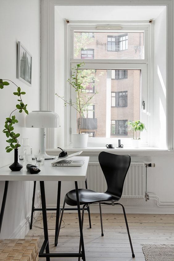 Master Scandinavian Interior Design In Easy Steps Minimalist Home Interior Home Office Design