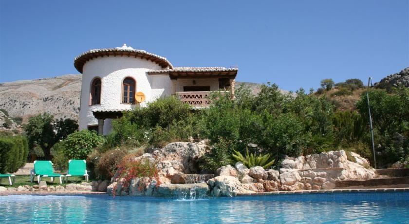 Country House Finca Rocabella , El Chorro, Spain -