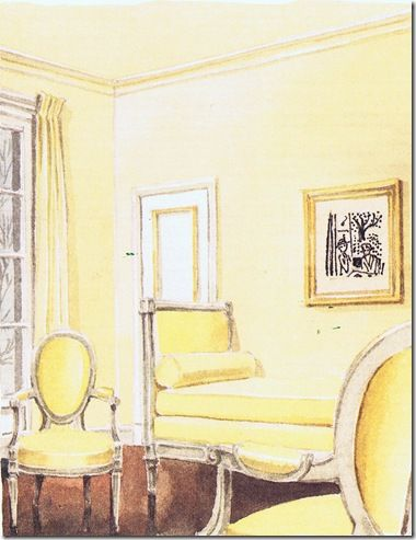 Billy Baldwin's Manhattan Apartment Mark Hampton The Painting Is A Interesting Apartment Design Painting