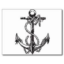 Bildergebnis für tattoovorlagen anker