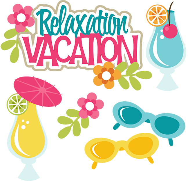 Relaxation Vacation SVG files for scrapbooking free svgs vacation svg files cute svg cut files