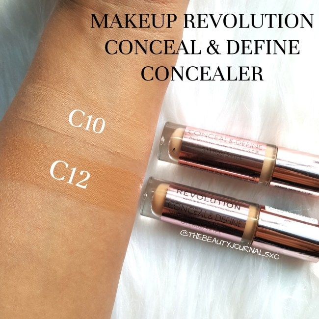 Conceal & Correct Color Correcting Concealer by Revolution Beauty #19