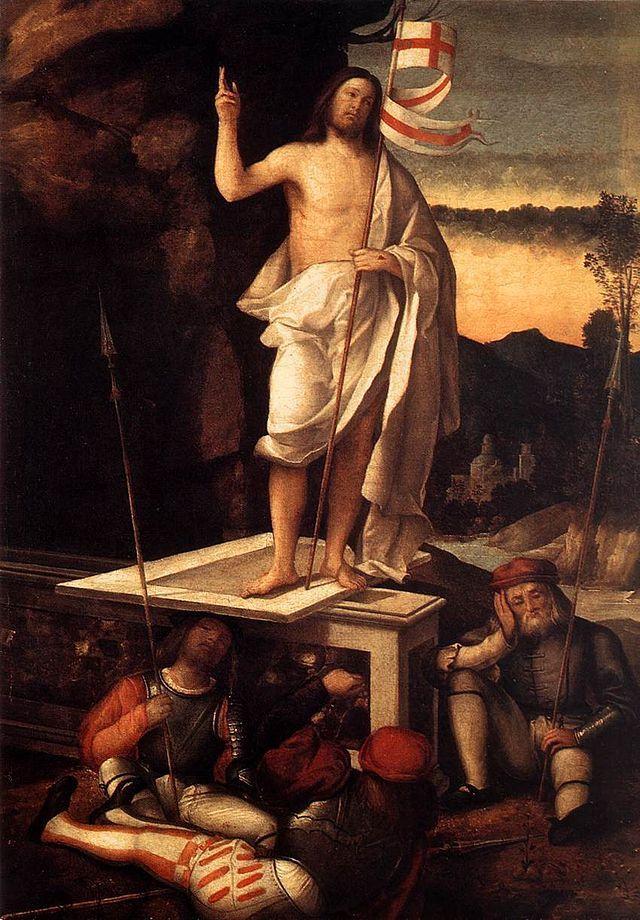 Marco Basaiti Resurrection Of Christ Wga01398 Wikipedia The Free Encyclopedia
